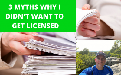 3 Myths of Why I Did Not Want to become a Real Estate Agent